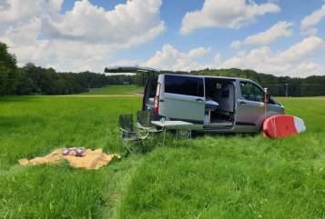 Wohnmobil mieten in Westerheim von privat | Ford Ulla
