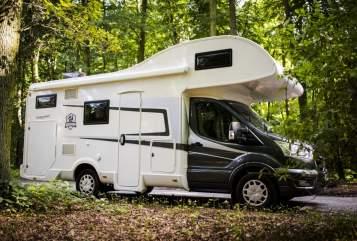 Wohnmobil mieten in Paderborn von privat | Nobelart Pader