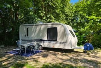 Wohnmobil mieten in Augsburg von privat | Hobby Rolli