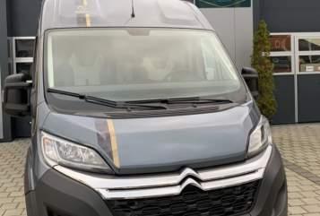 Wohnmobil mieten in Gomaringen von privat | Robeta  Mr. Grey