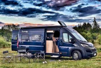 Wohnmobil mieten in Berlin von privat | Clever Balu