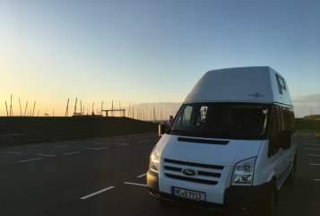 Wohnmobil mieten in Korschenbroich von privat | Ford Käthe
