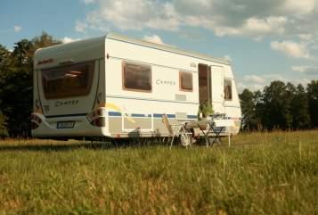 Wohnmobil mieten in Burg von privat   Dethleffs  Camper 510V