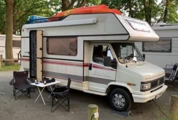 Wohnmobil mieten in Wuppertal von privat   Fiat Travelbuddy