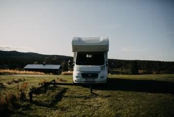 Wohnmobil mieten in Fürth von privat | Eura Mobil  Atomhamster