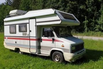 Wohnmobil mieten in Burkhardtsdorf von privat | Peugeot J5  Lord