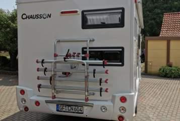 Wohnmobil mieten in Ribbesbüttel von privat | Ford Chausson Hey Hey