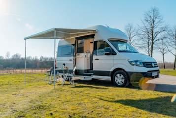 Wohnmobil mieten in Recklinghausen von privat | Volkswagen Otter-Mobil #1