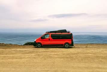 Wohnmobil mieten in Köln von privat | Opel Stealth Van