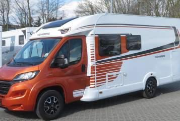 Wohnmobil mieten in Duisburg von privat | Weinsberg Weinsberg 700ME