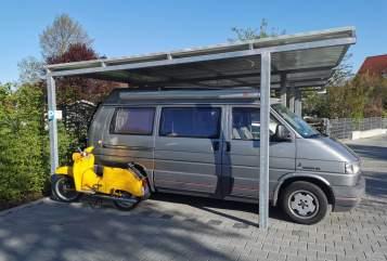 Wohnmobil mieten in Rothenburg ob der Tauber von privat | Vw Schälchen