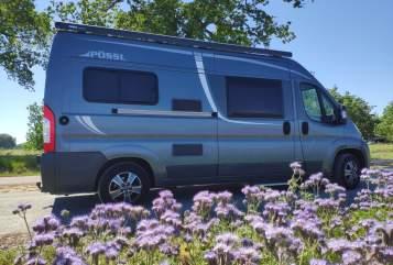 Wohnmobil mieten in Geretsried von privat | Pössl  Würmchen