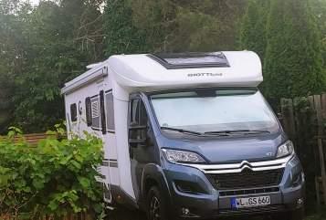 Wohnmobil mieten in Winsen von privat | Goittiline  Giulia
