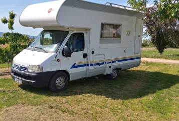 Wohnmobil mieten in Speyer von privat | Bürstner MeetingW1