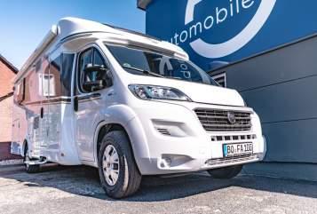 Wohnmobil mieten in Bochum von privat | Carado Achi 1