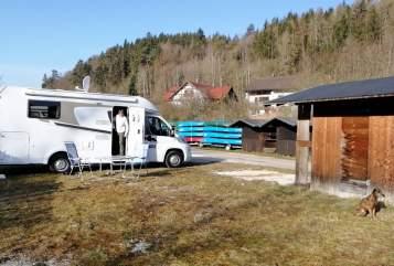 Wohnmobil mieten in Heilbronn von privat | Carado Chillkröte
