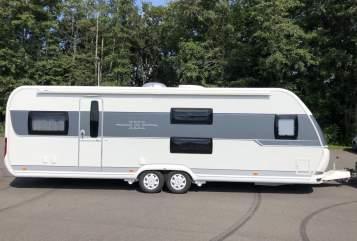 Wohnmobil mieten in Meinerzhagen von privat | Hobby  Hobby 720 UKFE