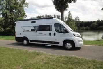 Wohnmobil mieten in Esslingen am Neckar von privat | Karmann ES Davis
