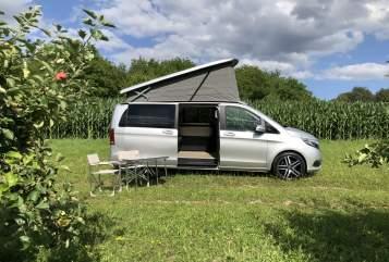 Wohnmobil mieten in Offenburg von privat | Mercedes Marco Polo