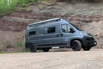 Wohnmobil mieten in Bietigheim-Bissingen von privat | Hymer Cany