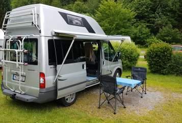 Wohnmobil mieten in Bad Homburg vor der Höhe von privat | Ford Kalli