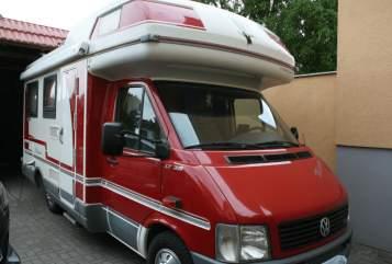 Wohnmobil mieten in Potsdam von privat | VW  Schröder