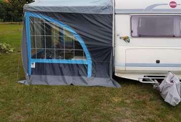 Wohnmobil mieten in Neu Gülze von privat | Bürstner Camperfreund