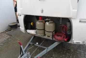 Wohnmobil mieten in Alt Meteln von privat | Dethleffs  Chuck