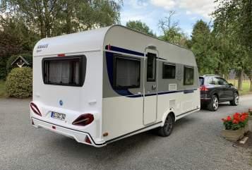 Wohnmobil mieten in Overath von privat | Knaus Sunshine