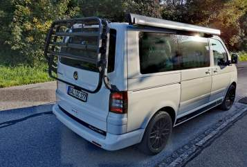 Wohnmobil mieten in Obergünzburg von privat | VW  Camper 87634