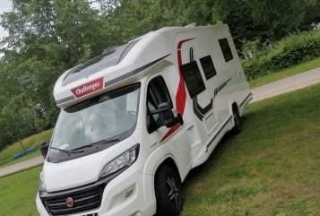 Wohnmobil mieten in Schramberg von privat | Challenger Dreamer