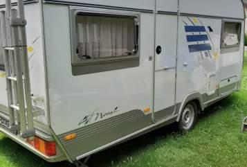 Wohnmobil mieten in Fulda von privat | HYMER Eriba  HomeSweetHome