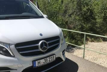 Wohnmobil mieten in Hannover von privat | Mercedes V-Klasse AMG Marco