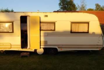Wohnmobil mieten in Teltow von privat | Dethlefs Villa on Tour