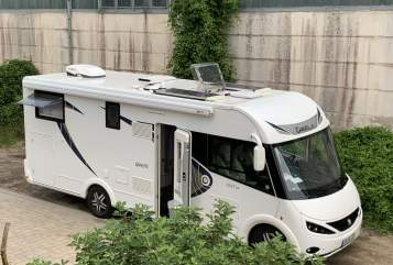 Wohnmobil mieten in Sanitz von privat | Chausson Exaltis