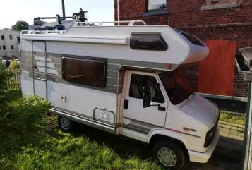 Wohnmobil mieten in Schönheide von privat | Fiat  Camp55