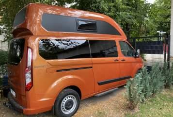 Wohnmobil mieten in Borsdorf von privat | Ford Nugget
