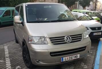 Wohnmobil mieten in Linz von privat | VW VW T5 Multivan