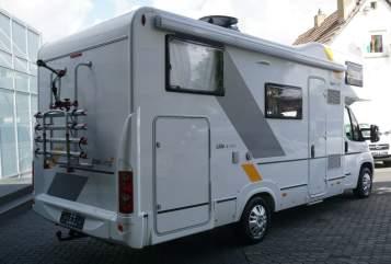 Wohnmobil mieten in Kassel von privat | Sun Living Sunny Six