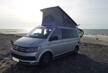 Wohnmobil mieten in Krefeld von privat | VW T6 Krokodella