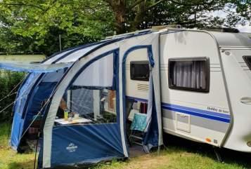 Wohnmobil mieten in Göttingen von privat | Hobby Hobby tobby