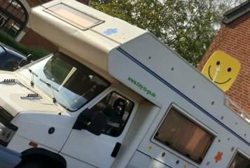 Wohnmobil mieten in Neuenkirchen-Vörden von privat   Fiat  Klaus