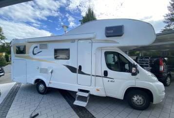 Wohnmobil mieten in Erbach von privat   Carado M&M Carado