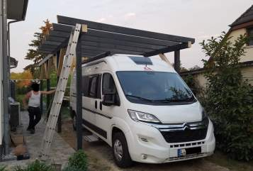 Wohnmobil mieten in Leipzig von privat | Adria Das Mobil