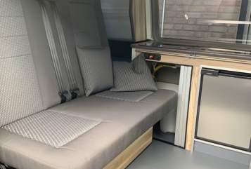Wohnmobil mieten in Koekange von privat | VW VeldmanDibbets