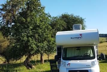 Wohnmobil mieten in Kempen von privat | Sunlight  JoBi