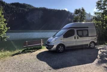 Wohnmobil mieten in Mühlenbecker Land von privat | Opel Pietie