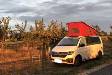 Wohnmobil mieten in Buchholz in der Nordheide von privat | VW T 6.1 Beach Else 6.1