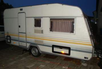Wohnmobil mieten in Sindelfingen von privat | Knaus das Tu Tu Mobil
