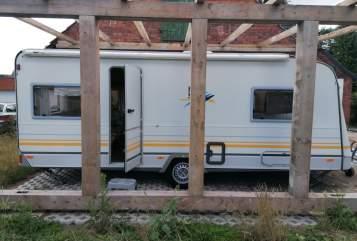 Wohnmobil mieten in Husum von privat | Knaus Hotel Südwind